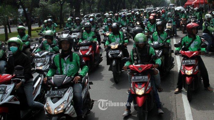 Driver Ojol Tertipu Hampir Rp 500 ribu, Begini Ungkapan Hatinya