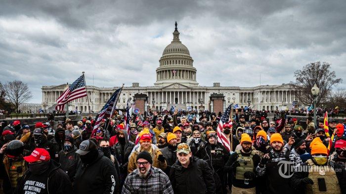 Serangan Massa Trump Bikin Joe Biden Marah: Itu Bukan Demo tapi Pemberontakan