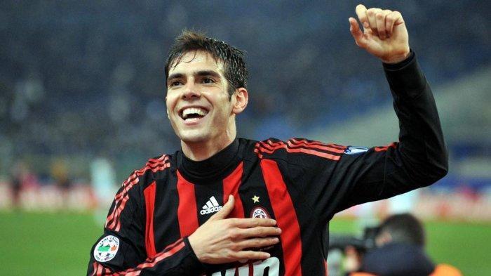 Ricardo Kakaa mantan pemain AC Milan