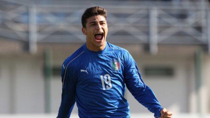 PROFIL Riccardo Orsolini - Proyek Gagal Juventus yang Kini jadi Gebetan Baru AC Milan