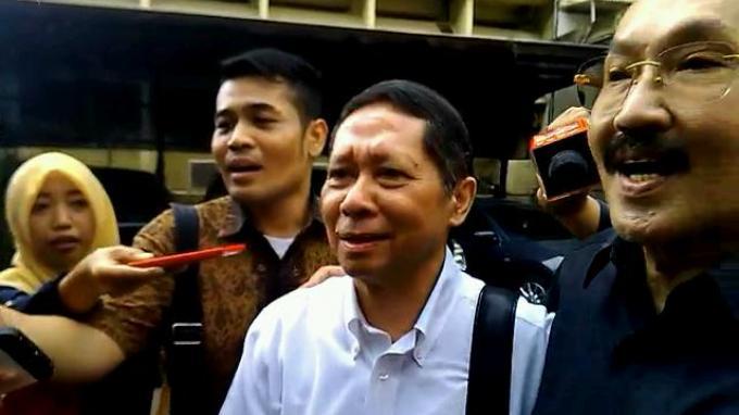 RJ Lino Klarifikasi Harta Rp 33 Miliar Miliknya Kepada Bareskrim