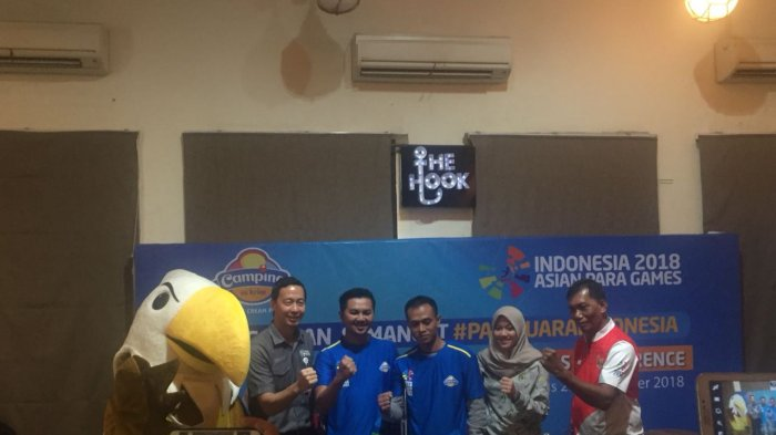 Atlet Paralimpian Indonesia: Kami Malu jika Gagal