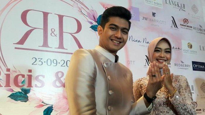 Pernikahan Ria Ricis dengan Teuku Ryan, Ternyata karena Dijodohkan oleh Sahabat