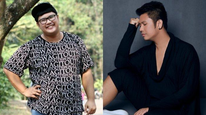 Respon Kritikan Yulia Baltschun, Ricky Cuaca Dukung Diet Tya Ariestya: Gue Sehat, Body Makin Seksi