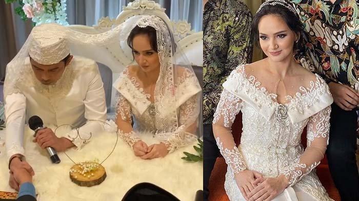 Pernikahan Rico Hidros Daeng dan Angelica Simperler