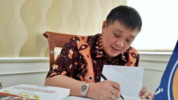 Rico Sia Dukung Pengelolaan Eks Tambang Freeport Dikelola Negara
