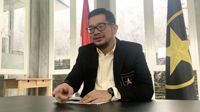 Ridho Rahmadi, Ketua Umum Partai Ummat
