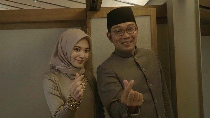Ridwan Kamil dan Ayana Jihye Moon