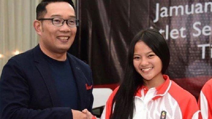 Puji Prestasi Windy Cantika Aisah, Ridwan Kamil: Tag Temanmu yang Mengeluh Disuruh Angkat Galon Air