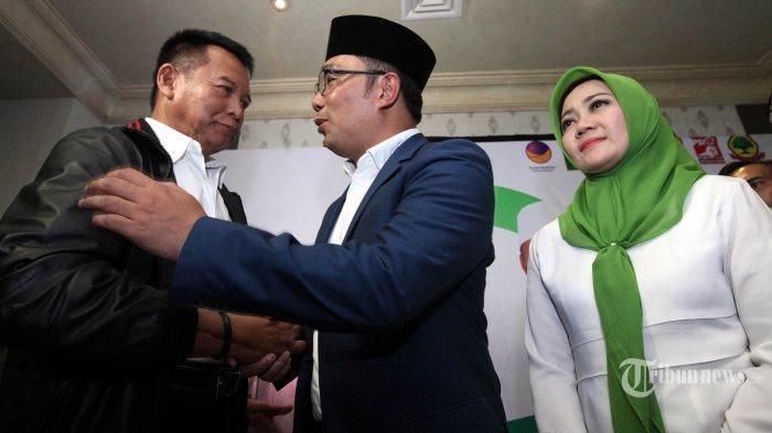 Setelah Beretmu Cak Imin dan Surya Paloh, Ridwan Kamil Temui OSO