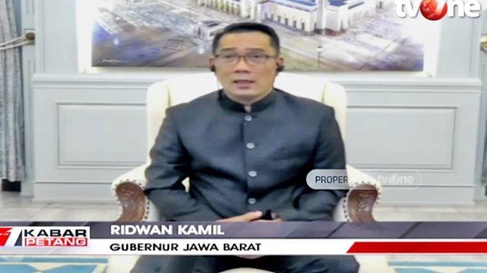 Ridwan Kamil Mohon Masyarakat Jangan Manfaatkan Kelonggaran Kerja di Rumah untuk Pulang Kampung
