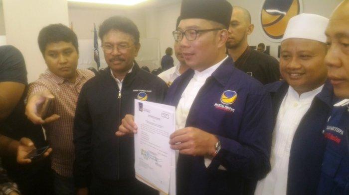 Jika Menang di Jabar, Ridwan Kamil Akan Dukung Jokowi di Pilpres