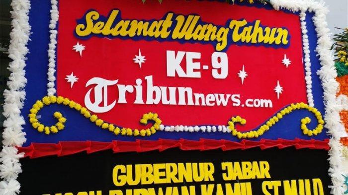 Gubernur Jawa Barat Ridwal Kamil: Selamat Ulang Tahun Tribunnews.com