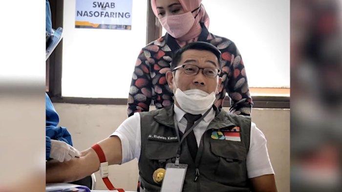 Soal Penanganan Covid-19, Luhut, Erick Thohir dan Ridwan Kamil Sampaikan Permintaan Maaf