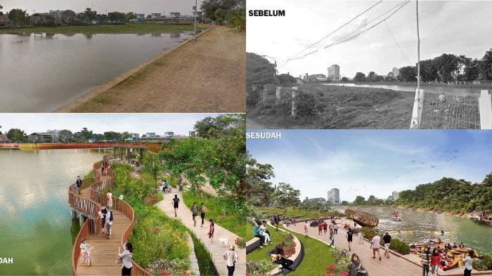 Ridwan Kamil Paparkan Desain Baru Kalimalang yang akan Disulap seperti Sungai Cheongcheon, Korsel