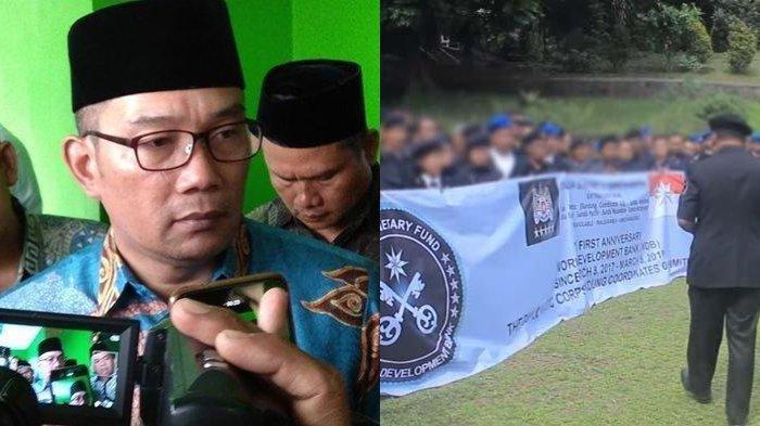 Ridwan Kamil tanggapi soal kemunculan Sunda Empire.