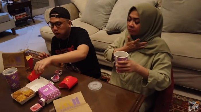 Ibunda Nagita Slavina Cicipi BTS Meal, Ini Responsnya Soal Rasa