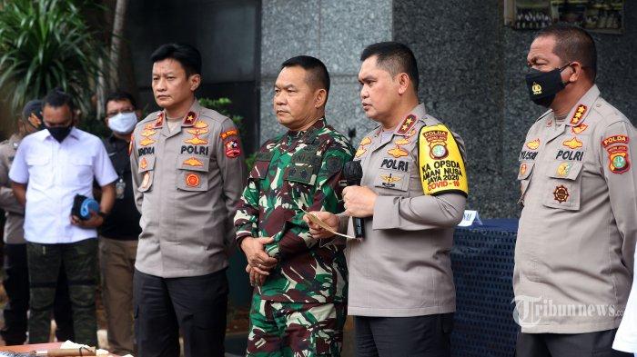 Setelah Tembak Mati 6 Pengikut Rizieq, Kini Polisi Selidiki Info yang Beredar di Pesan Singkat