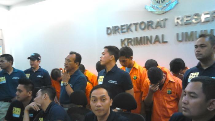 Penjambret Handphone Wartawan Dibekuk Polisi