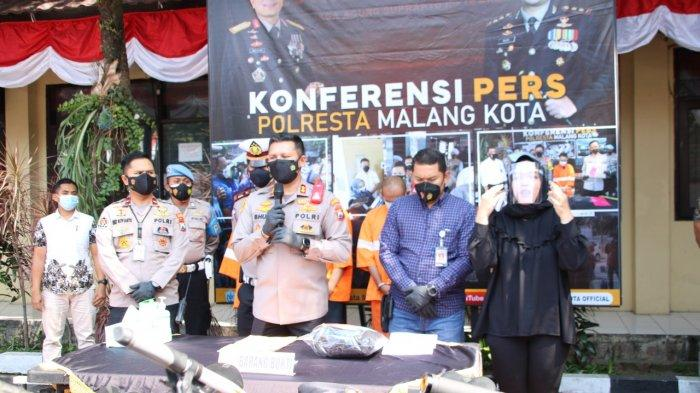 Polisi Tangkap 2 Maling Spesialis Sepeda Pancalyang Resahkan Warga Malang