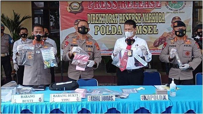 Polda Riau-Lapas Bangkinang Gagalkan Penyelundupan 108 kg Sabu dari Malaysia
