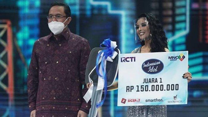 PROFIL Rimar Callista Juara Indonesian Idol 2021, Pernah Wakili Indonesia di Ajang Musik ASEAN