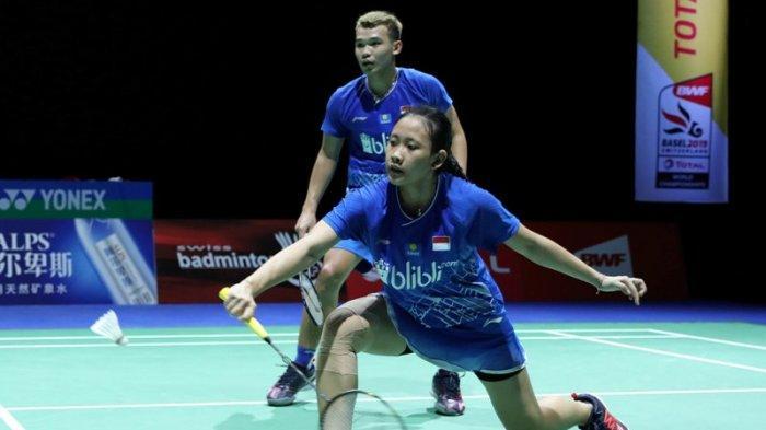 JADWAL Swiss Open 2021 Mulai Malam Ini - 3 Ganda Campuran Indonesia Siap Tanding