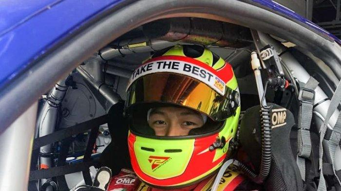Rio Haryanto Jadi Sorotan Komentator di Race Ke-2 Blancpain GT World Challenge Asia Suzuka