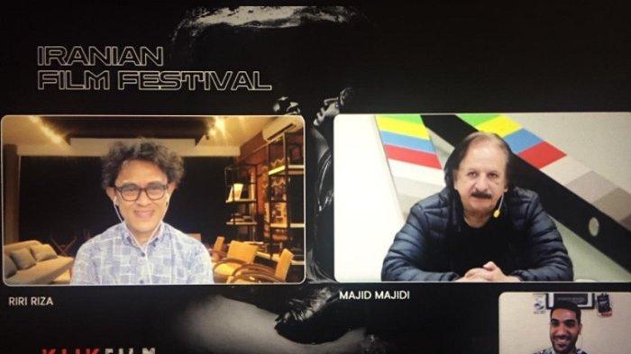Sutradara Sun Children Majid Majidi Bocorkan Sisi Lain Karyanya di Iranian Film Festival
