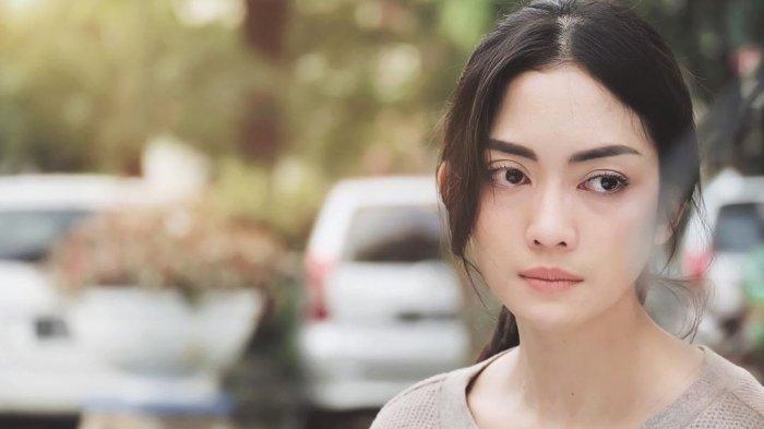 Ririn Dwi Ariyanti saat berakting