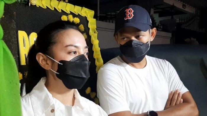 Ririn Ekawati dan Ibnu Jamil ditemui di kawasan Bendungan Hilir Jakarta Pusat, Rabu (2/12/2020).