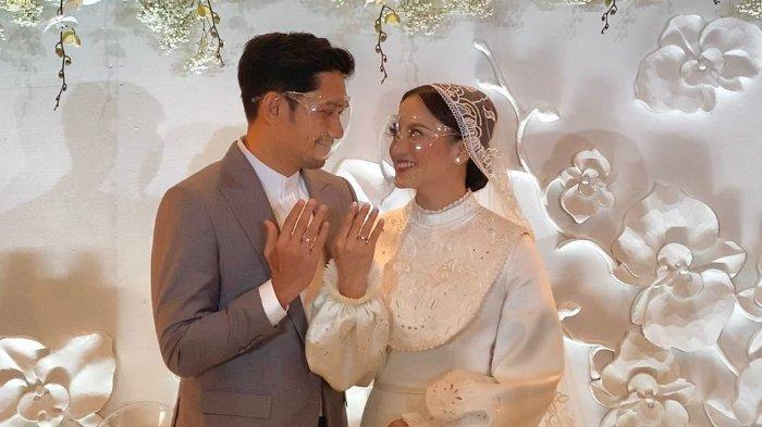 selebriti Ririn Ekawati dan Ibnu Jamil resmi menikah hari ini, Sabtu (30/1/2021).