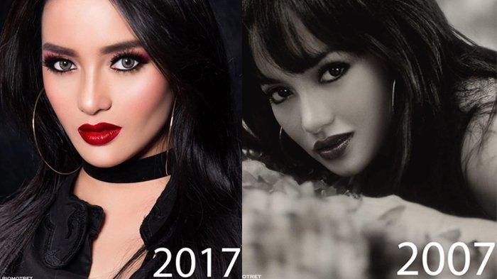Transformasi Ririn Ekawati 12 Tahun Jadi Model Foto Rio Motret, Nggak Menua Mirip Vampir!