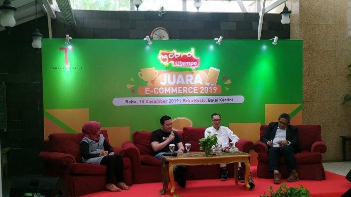 Riset: Shopee dan Tokopedia, E-Commerce Paling Populer dan Paling Sering Dikunjungi Konsumen