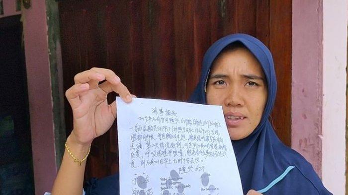 Kakak Korban ABK yang Jasadnya Dilarung ke Laut di Kapal China Buka Suara, Ini Jawaban Perusahaan