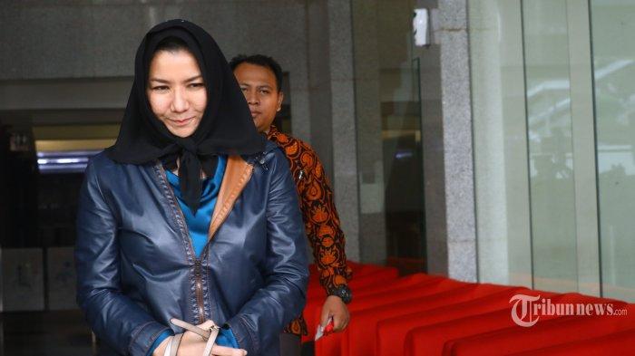 KPK Sita Aset Senilai Rp 70 Miliar dan Telusuri Transaksi Perbankan Rita Widyasari