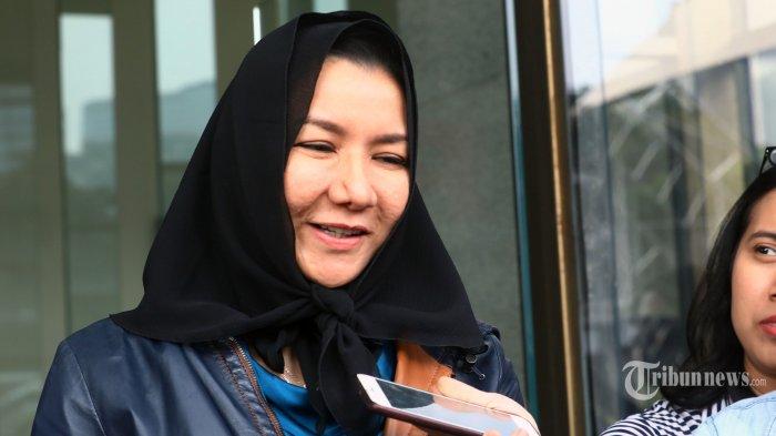 Terungkap, Bekas Penyidik KPK Ini Kerap Kunjungi Eks Bupati Kukar Rita Widyasari di Lapas Tangerang