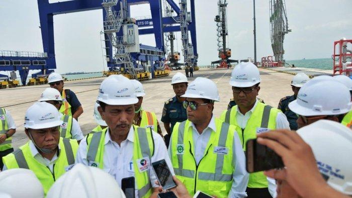 Kuala Tanjung di Sumut akan Jadi Pelabuhan Internasional