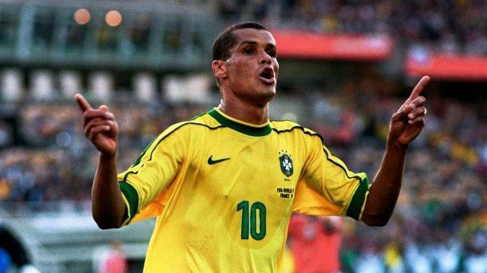 Sejarah Hari Ini: Rivaldo, Si Kidal Berdarah Brasil Dilahirkan