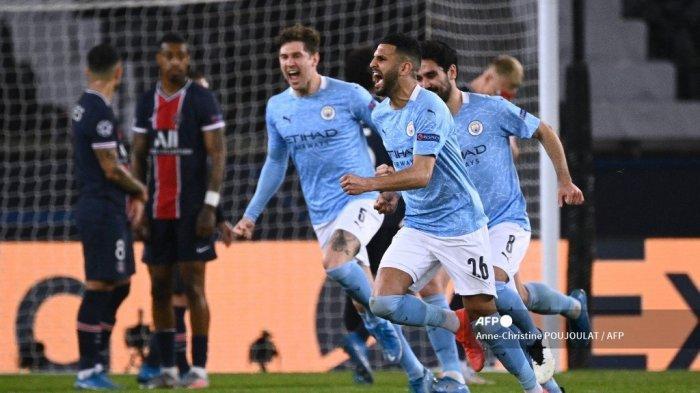 PREDIKSI <a href='https://manado.tribunnews.com/tag/liga-champions' title='LigaChampions'>LigaChampions</a>: Sesumbar PSG Tak Butuh Keajaiban untuk Comeback atas Manchester City