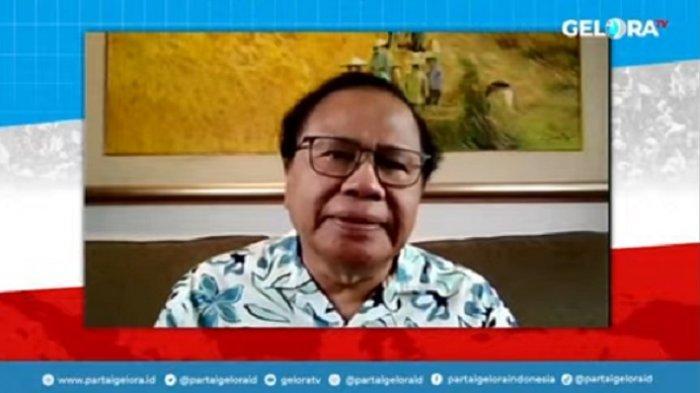 Rizal Ramli Sebut Penanganan Covid-19 di Indonesia Hanya Gonti-ganti Istilah Saja