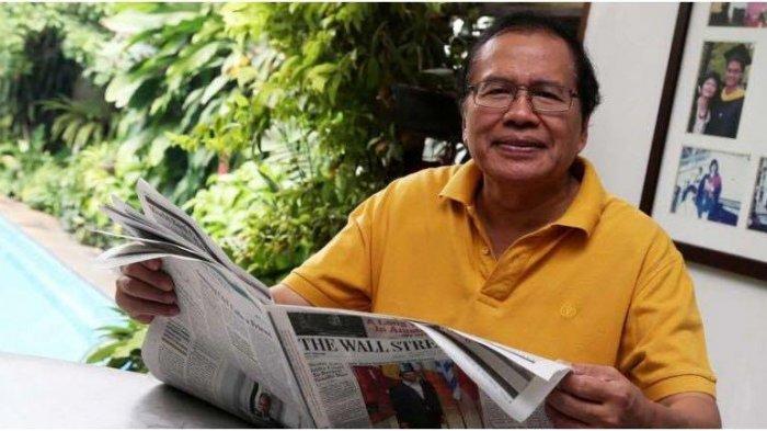 Kekhawatiran Rizal Ramli atas Krisis Garuda Indonesia