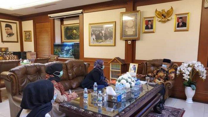 Bangun Rumah Sakit Imza Nusa di Aceh, Ini Isi Pertemuan Hj Rizayati dengan Ketum PBNU Pusat