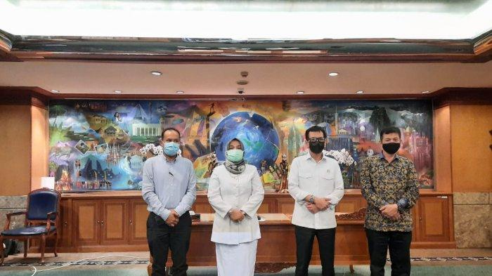PT Imza Rizky Jaya Bahas Sektor Pariwisata dan UMKM dengan Menparekraf