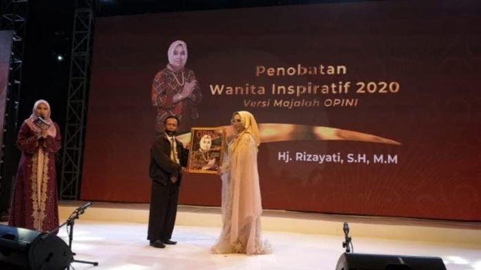 Rizayati, penggagas Program 'Indonesia Terang' yang juga owner dan Direktur PT Imza Rizky Jaya (IRJ)