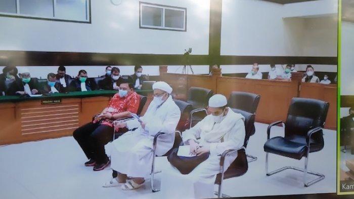 Kamis Lusa, Kubu Rizieq Shihab Bakal Tanggapi Replik Jaksa Lewat Duplik