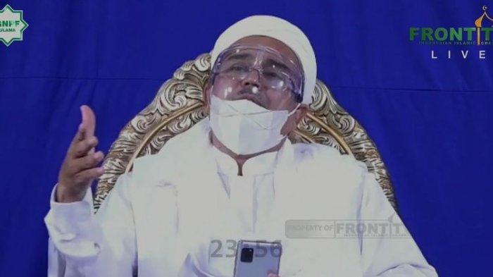 Permintaan Maaf Rizieq Shihab, Batalkan Agenda di Luar Kota Hingga Doa untuk Anies dan Wagub Riza