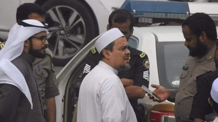 KBRI: Rizieq Shihab Dikeluarkan Dengan Jaminan