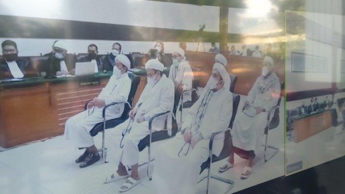 5 Eks Petinggi FPI Selain Habib Rizieq yang Divonis 8 Bulan Penjara, Siapa Saja?