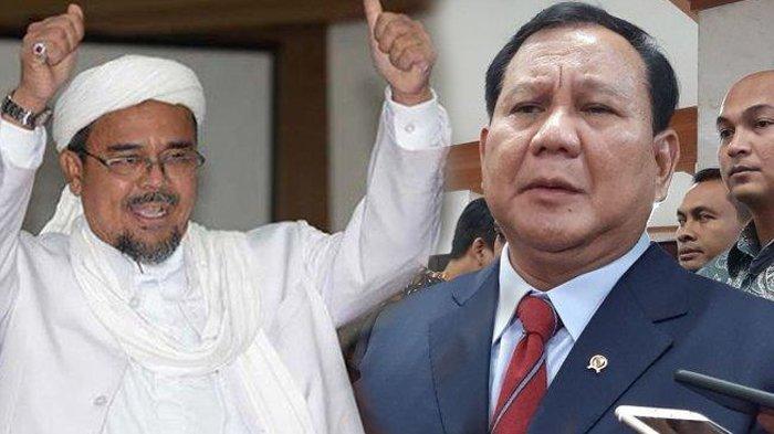 Akankah Prabowo Temui Habib Rizieq? Ini Kata Fadli Zon
